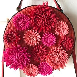 Kate Spade round Floral Purse